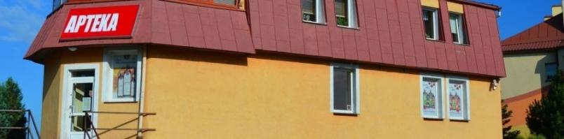 Lokal i mieszkanie przy ul. Kaczawskiej