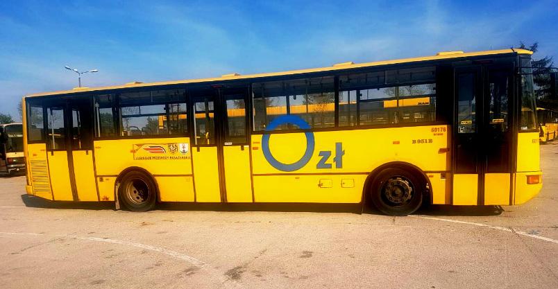Miejski autobus wraca na złotoryjskie ulice. Na dłużej
